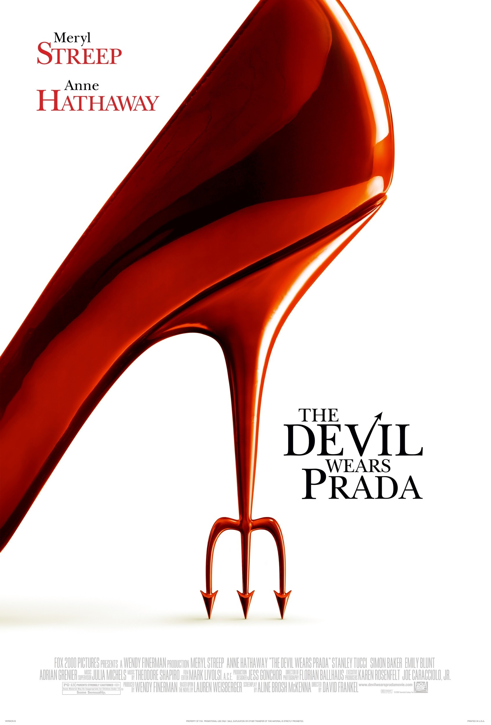 The Devil Wears Prada [2006]