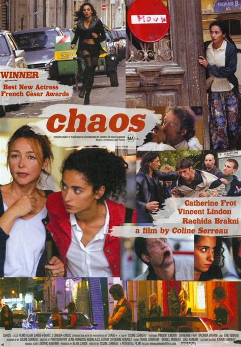 Chaos Movie Posters From Movie Poster Shop