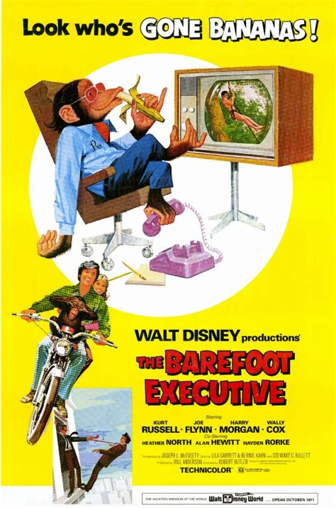 The Barefoot Executive Movie Posters From Movie Poster Shop