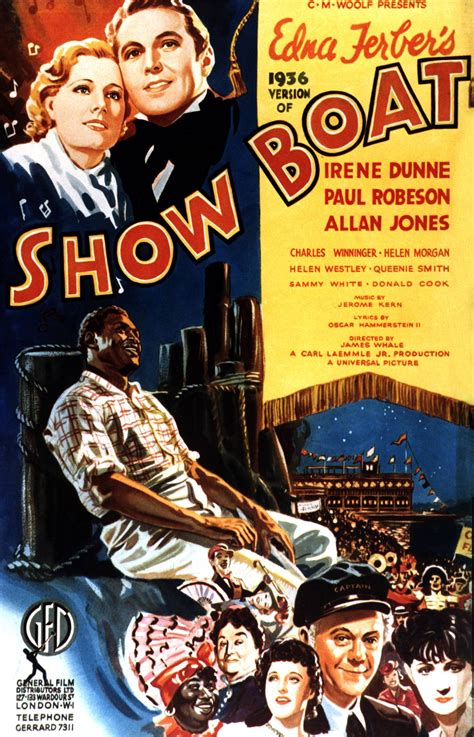 "Racial ambivalence and the Old/New South of ""Show Boat ..."