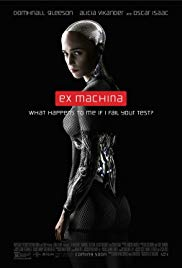 Ex Machina [2014]