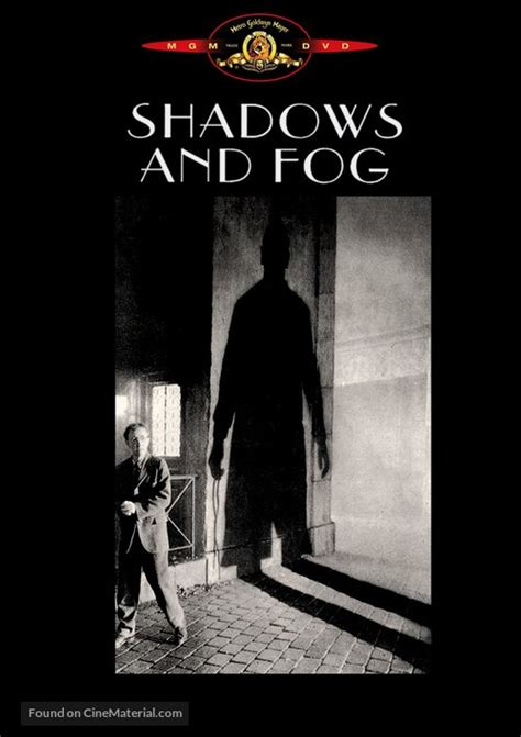 Shadows and Fog movie cover