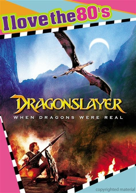 Dragonslayer (I Love The 80's Edition) (DVD 1981) | DVD Empire