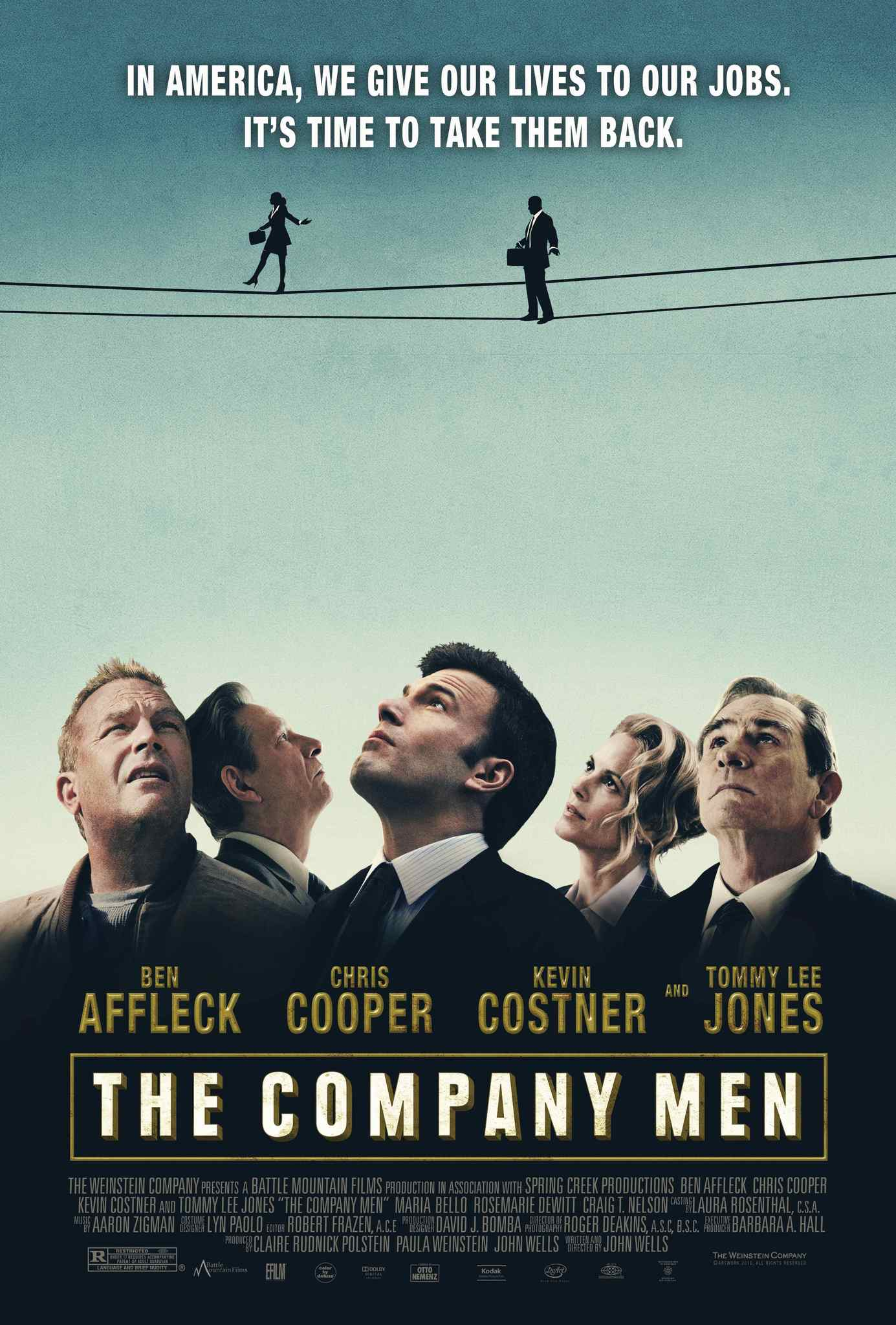 The Company Men [2010]