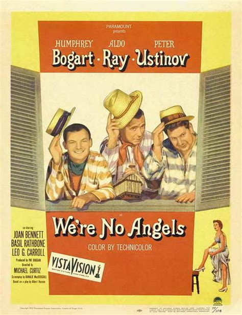 We're No Angels Movie Posters From Movie Poster Shop