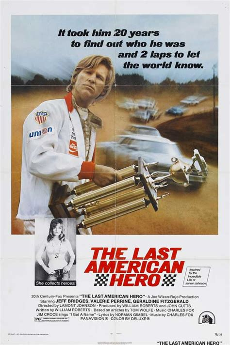 The Last American Hero Movie Posters From Movie Poster Shop