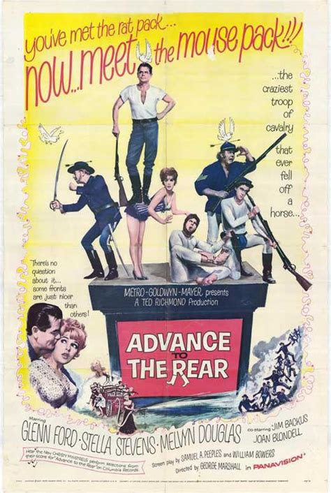 Advance to the Rear Movie Posters From Movie Poster Shop