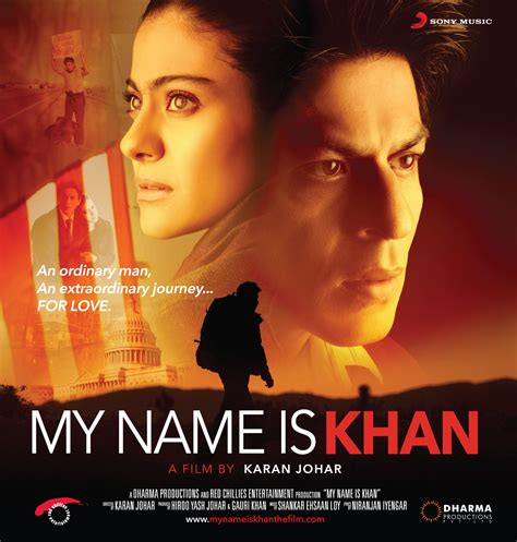 Upcoming Bollywood movie and soundtrack: My Name is Khan ...