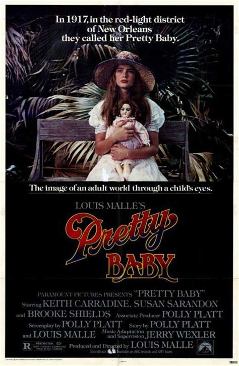 Pretty Baby Movie Posters From Movie Poster Shop