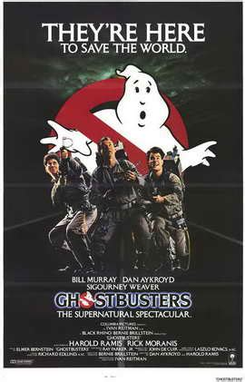 Ghostbusters Movie Posters From Movie Poster Shop