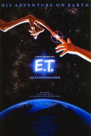 E.T. the Extra- Terrestrial
