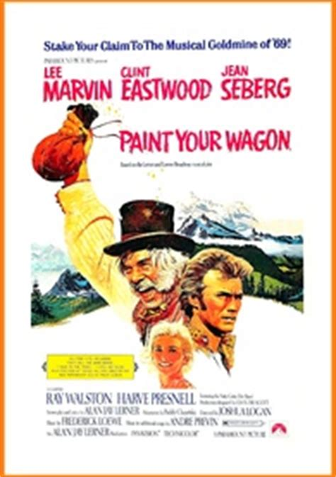 Paint Your Wagon Blu-ray