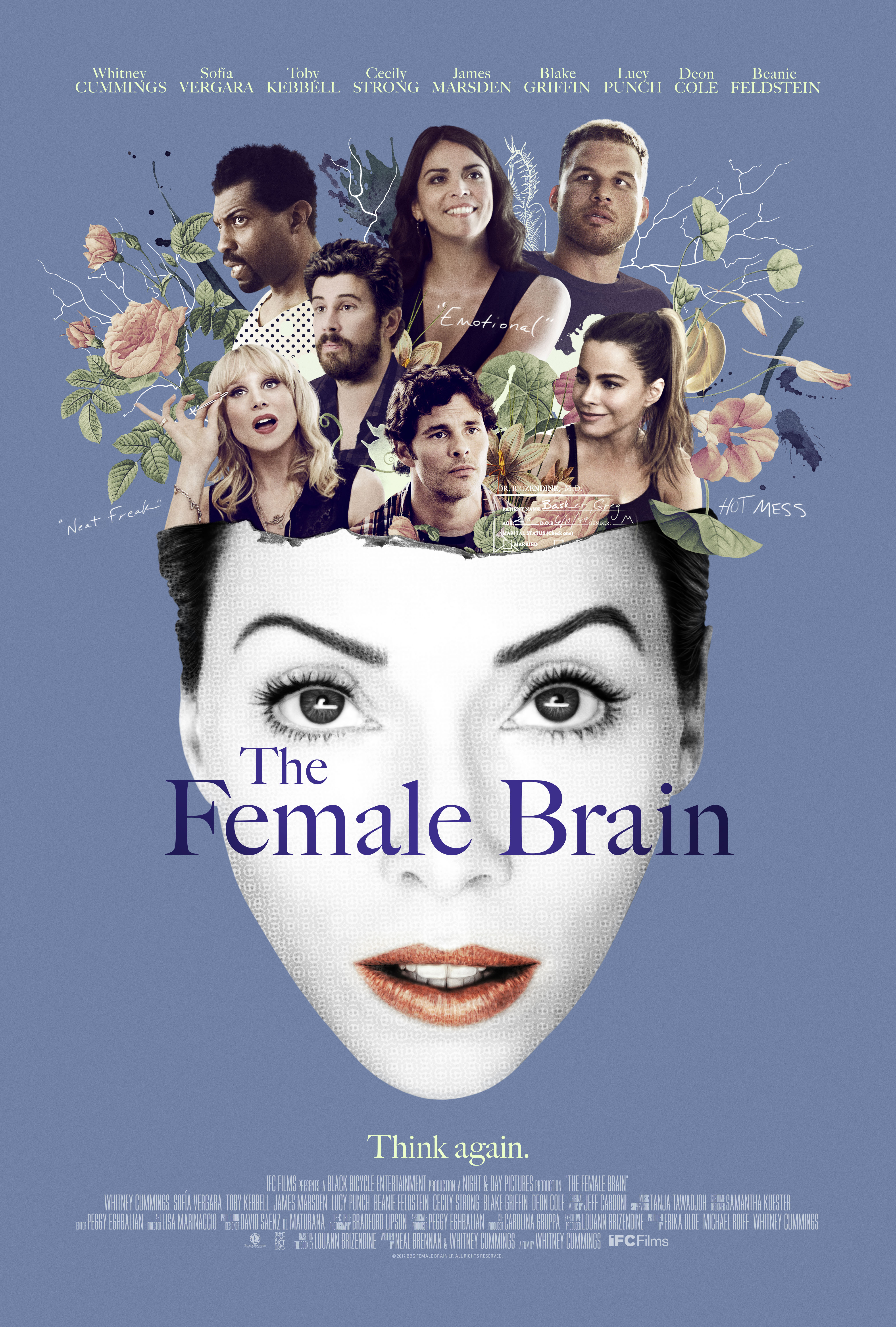 The Female Brain [2017]