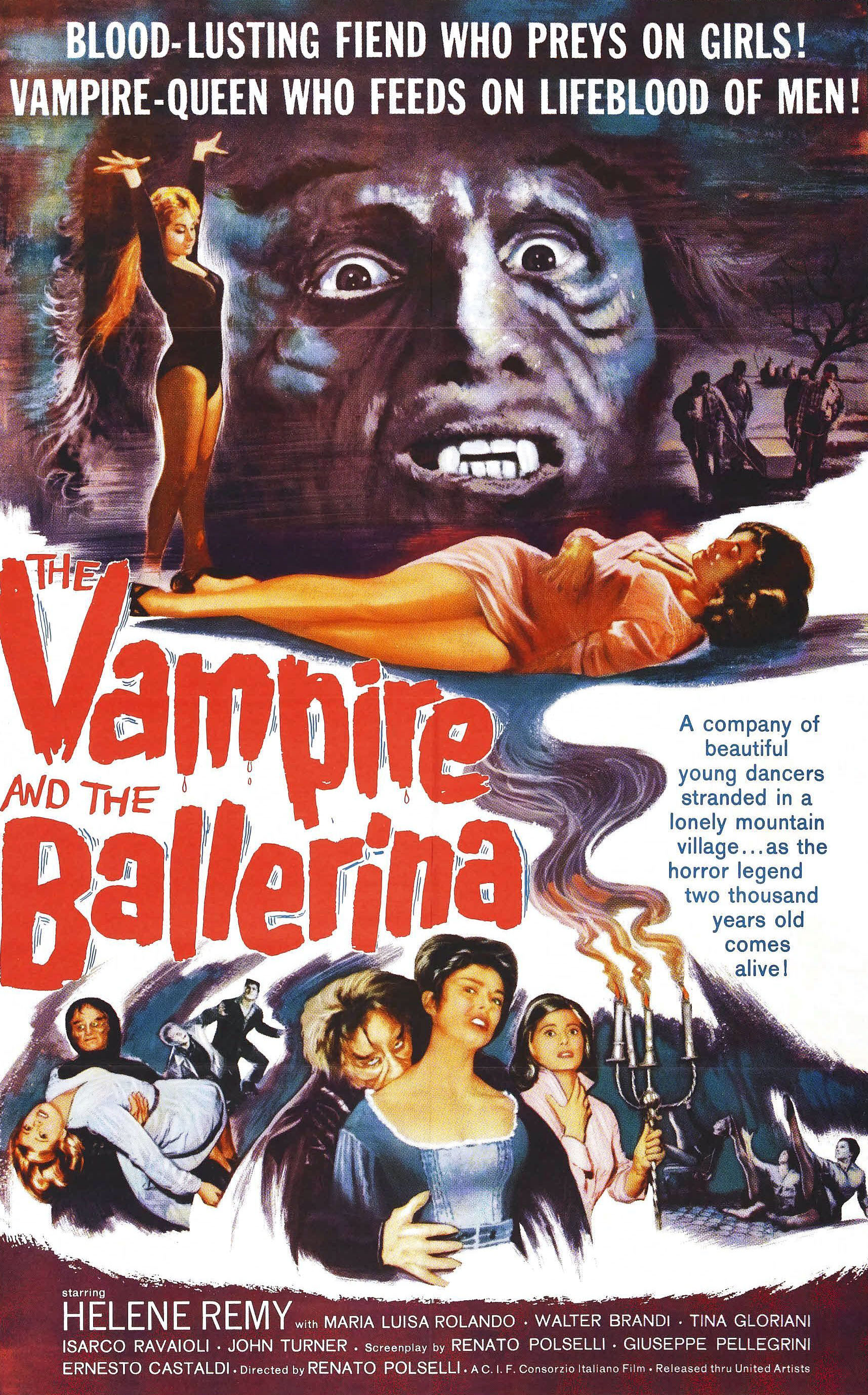 The Vampire and the Ballerina [1960]