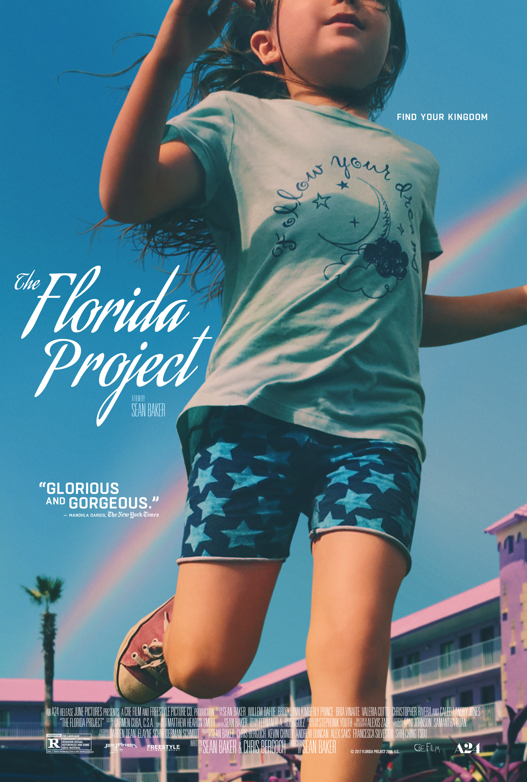 The Florida Project [2017]