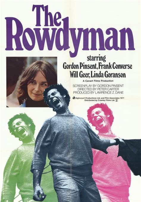 The Rowdyman Movie Posters From Movie Poster Shop