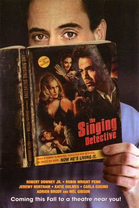 The Singing Detective Movie Posters From Movie Poster Shop