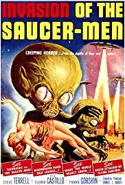 Invasion of the Saucer Men