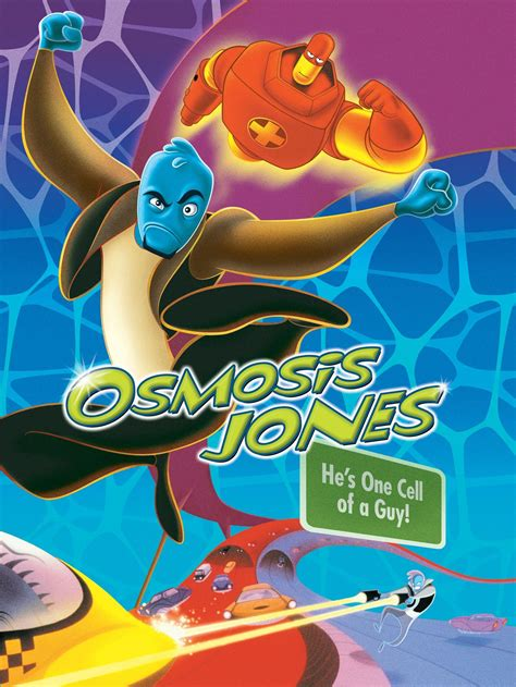 Osmosis Jones Cast and Crew | TV Guide