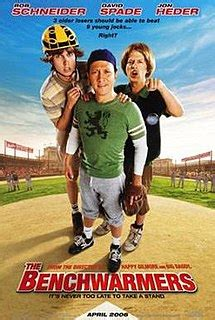 The Benchwarmers - Wikipedia