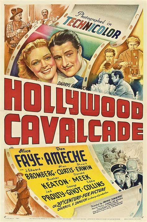Hollywood on Hollywood: Hollywood Cavalcade (1939 ...