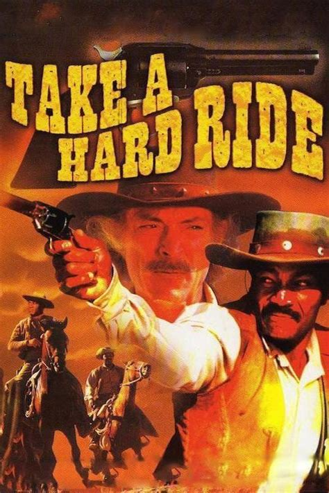 Take a Hard Ride (1975) - Posters — The Movie Database (TMDb)