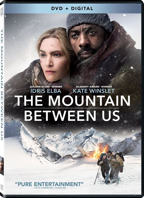 The Mountain Between Us DVD Release Date December 26, 2017