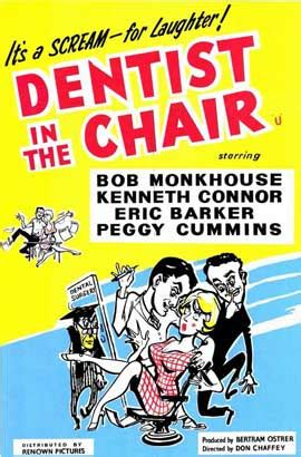 Dentist In the Chair Movie Posters From Movie Poster Shop