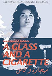 A Cigarette and a Glass