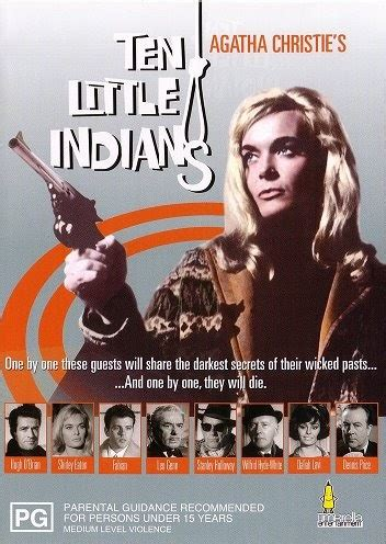 Vagebond's Movie ScreenShots: Ten Little Indians (1965)