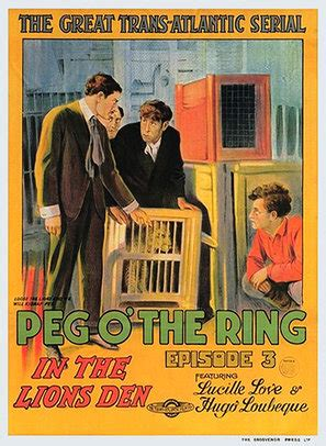 The Adventures of Peg o' the Ring (1916) movie posters