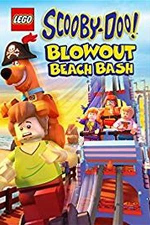 Lego Scooby- Doo! Blowout Beach Bash