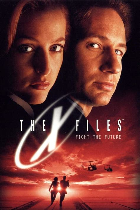 The X-Files Movie Fight the Future 1998 | DVDbash