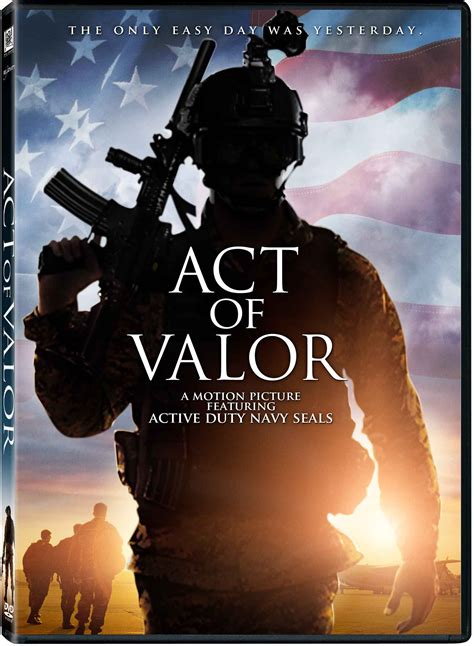 Act of Valor DVD Release Date June 5, 2012