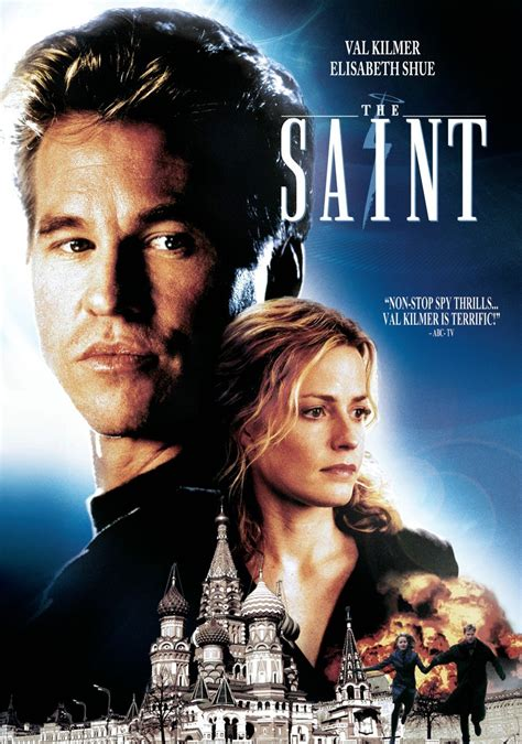 The Saint DVD Release Date
