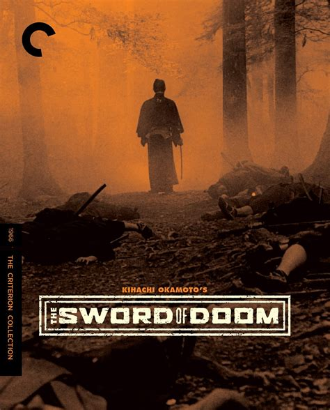 The Criterion Collection - The Sword of Doom(1966)