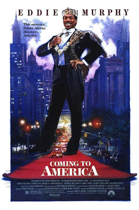 Coming To America movie posters at movie poster warehouse ...
