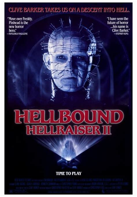 Hellbound: Hellraiser II (1988) Review – AiPT!
