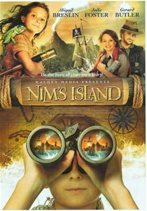 Nim's Island Movie Posters From Movie Poster Shop