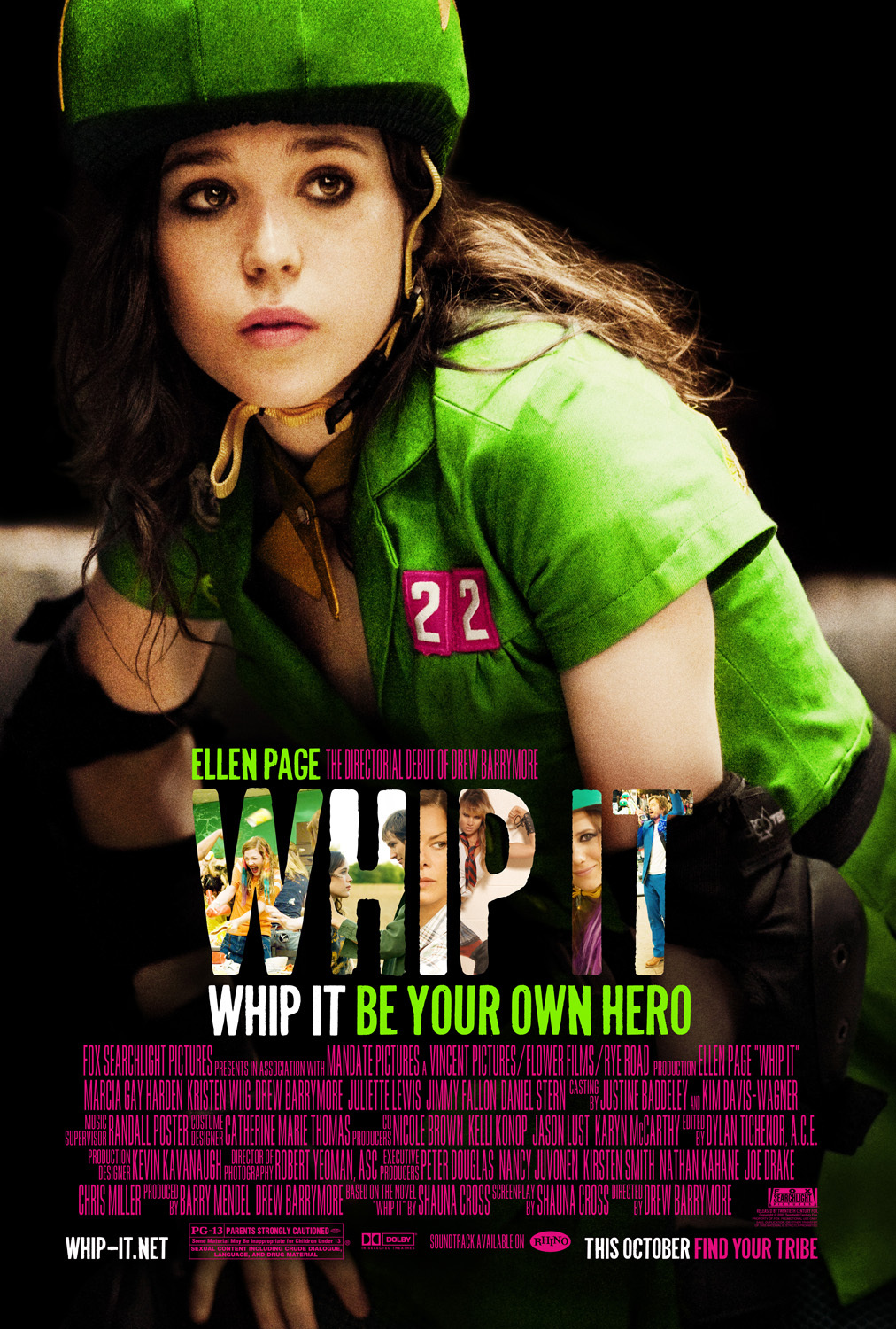 Whip It [2009]