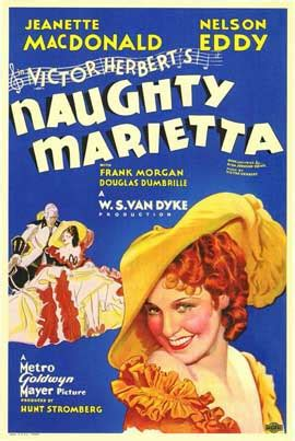 Naughty Marietta Movie Posters From Movie Poster Shop