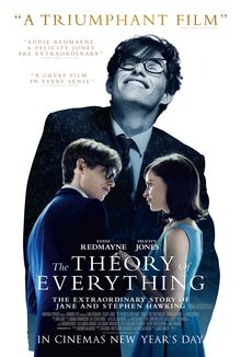 The Theory of Everything (2014 film) - Wikipedia