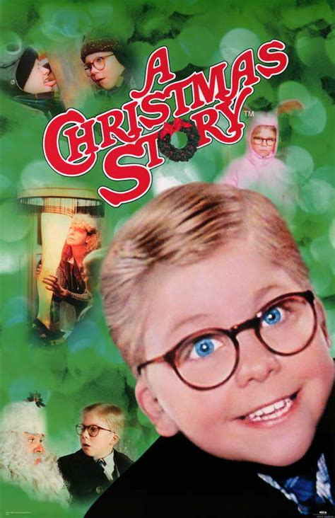 A Christmas Story Movie Posters From Movie Poster Shop