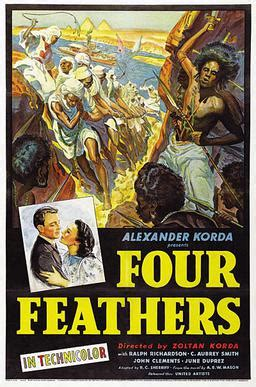 The Four Feathers (1939 film) - Wikipedia