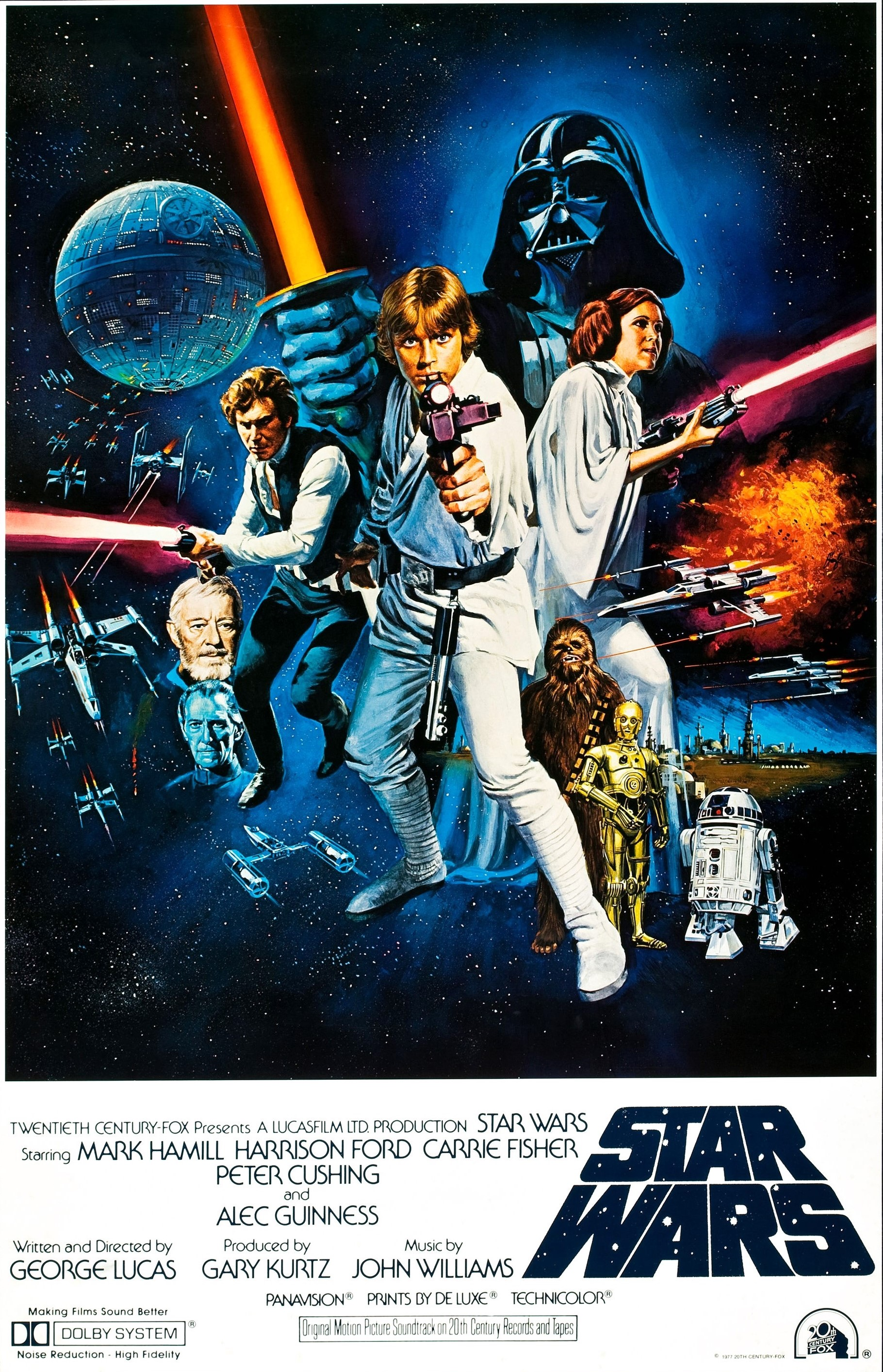 Star Wars: Episode IV - A New Hope [1977]
