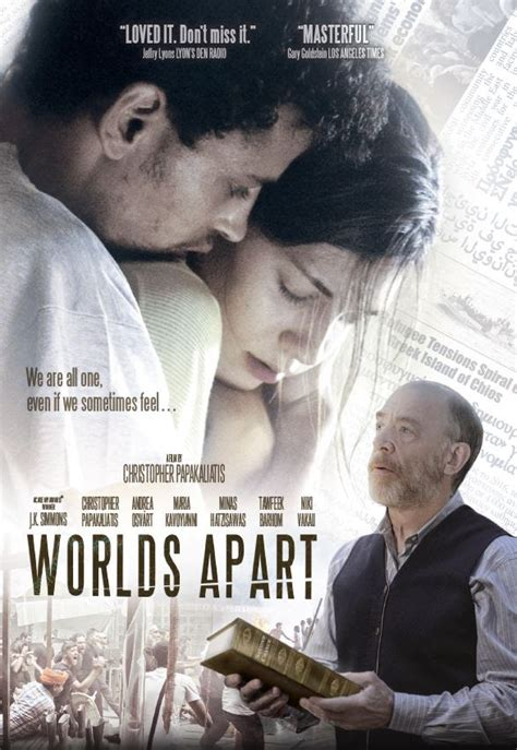 Cinema Libre unites WORLDS APART (review) | CineVentures