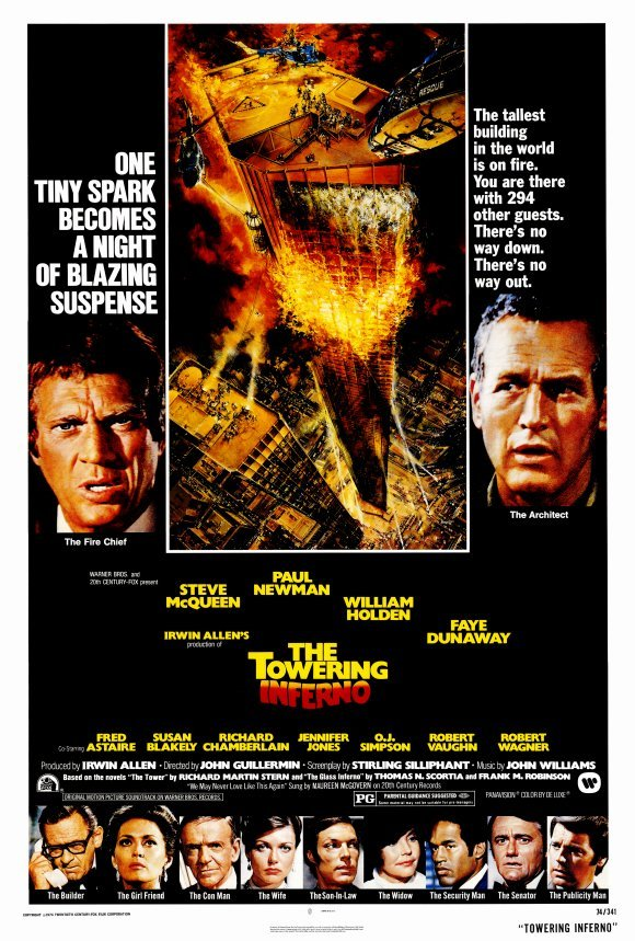 The Towering Inferno [1974]