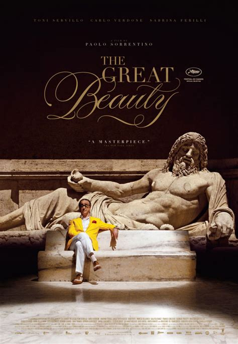 The Great Beauty (La Grande Bellezza) | The Loft Cinema