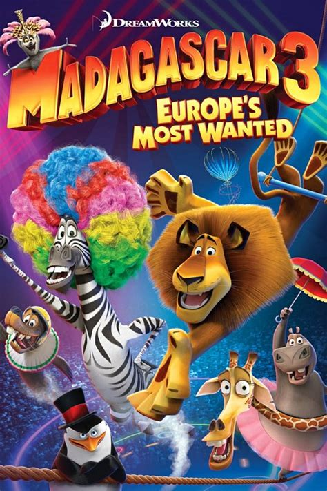 Madagascar 3: Europe's Most Wanted (2012) News - MovieWeb