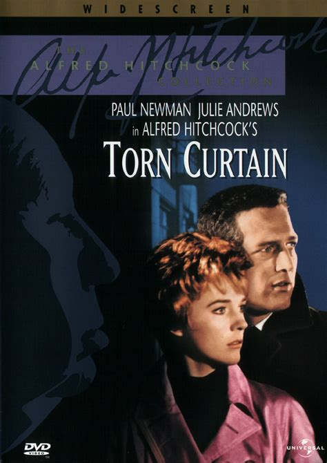 Torn Curtain (1966) - Universal (USA, 2001) - The Alfred ...